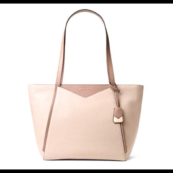 62e28333da8d69 Michael Kors Bags | New Whitney Large Tote | Poshmark